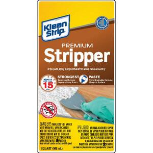 Klean Strip  Premium  Stripper  1 qt.