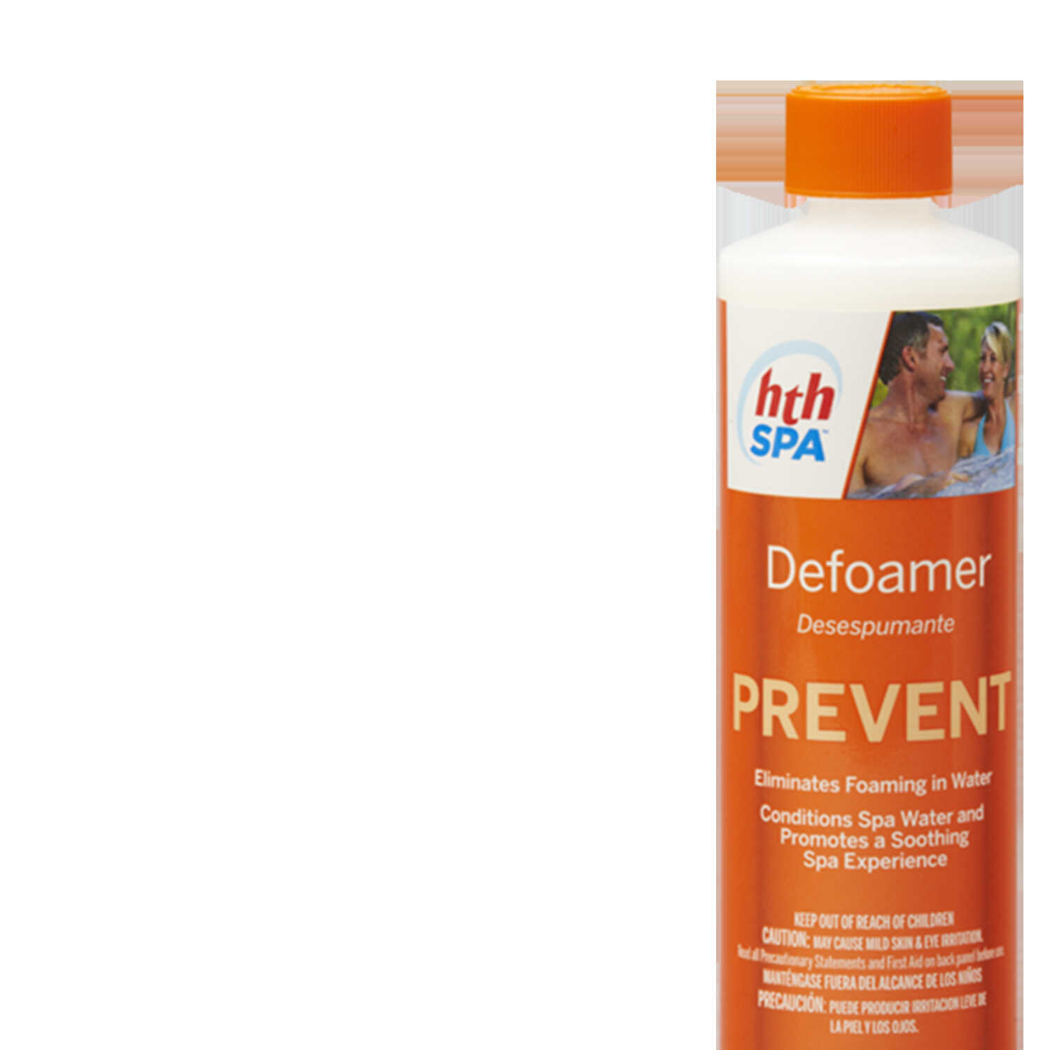 hth  Spa  Defoamer  16 oz.