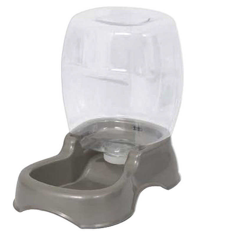 Petmate  Assorted  PVC  87 oz. Pet Waterer  For Universal