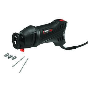 Rotozip  RotoSaw  1/2 in. Corded  Spiral Saw  Kit 5.5 amps 30000 rpm 1 pc.