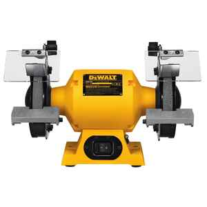 DeWalt  6 in. Bench Grinder  5/8 hp 4 amps 3450 rpm