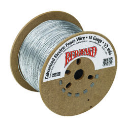 Red Brand  Electric-Powered  Electric Fence Wire  Silver