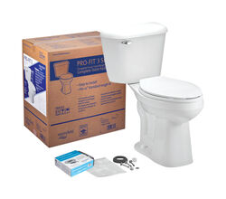 Mansfield Alto Pro-Fit 3 ADA Compliant 1.6 gal. Elongated Complete Toilet