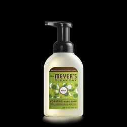 Mrs. Meyer's  Clean Day  Organic Apple Scent Foam Hand Soap  10 oz.