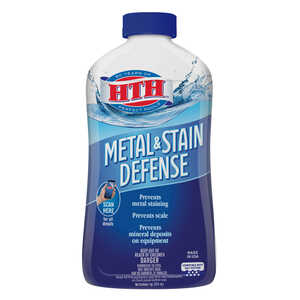 hth  Metal & Stain Control  32 oz.