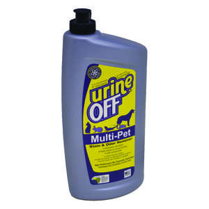 Urine Off  Multi-Pet  No Scent Urine Eliminator  32 oz. Gel