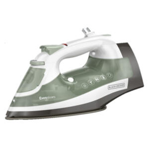 Black and Decker  SmartSteam TrueGlide  10.82 oz. Iron