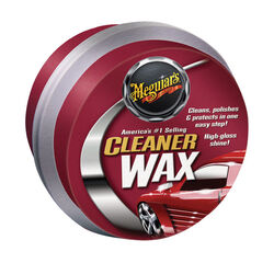 Meguiar's  Paste  Automobile Wax  11 oz. For Cleaning and Deep Shine