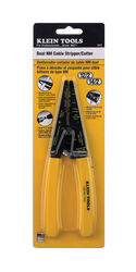 Klein Tools  Klein Kurve  14 Ga. 7.75 in. L Dual-Wire Cutter/Stripper