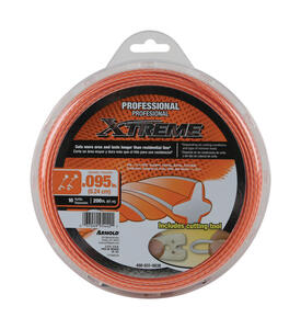 Arnold  Xtreme  Professional Grade  0.095 in. Dia. x 200 ft. L Trimmer Line
