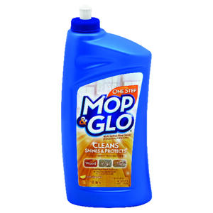 Mop & Glo  Citrus Scent Floor Cleaner  Liquid  32 oz.