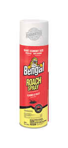 Bengal  Roach Spray II  Insect Killer  16 oz.