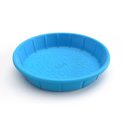H2O  Econo  Round  Plastic  Wading Pool  8 in. H x 3 ft. Dia.