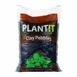 Hydrofarm  Plant It  Organic Clay Pebbles  10 L