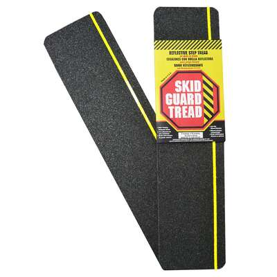 SKID GUARD  6 in. W x 24 in. L Stair Tread