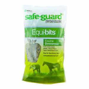 Safe-Guard  Solid  De-Wormer  For Horse 1.25 lb.