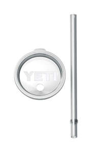 YETI  Rambler  Straw Lid  20 oz. 1 each
