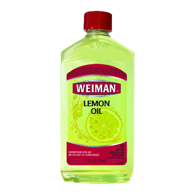 Weiman Lemon Scent Lemon Oil 16 oz  Liquid - Ace Hardware