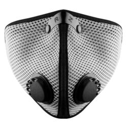 RZ Mask  Multi-Purpose  Air Filtration Mask  M2  Valved Titanium  XL  1 pc.