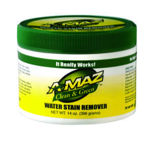 A-Maz  Clean & Green  Water Stain Remover  Paste