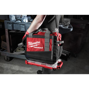 Milwaukee  PACKOUT  16.4 in. L x 9.7 in. W x 2.5 in. H Storage Organizer  Impact-Resistant Poly  5 c