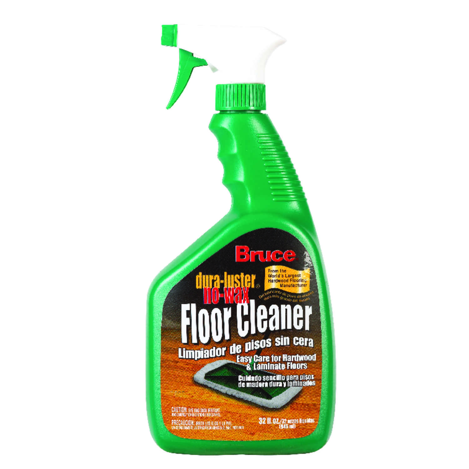 Bruce  Fresh Scent Floor Cleaner  Liquid  32 oz.