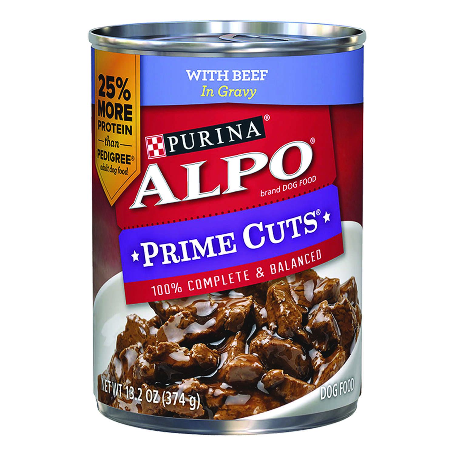 Purina  Alpo Chop House  T-Bone Steak  Pate  Dog  Food  13.2