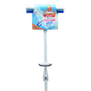 Mr. Clean  Magic Eraser  11 in. W Roller  Mop