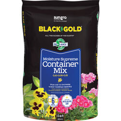 Black Gold Moisture Supreme Flower and Plant Potting Mix 1.5 cu. ft.