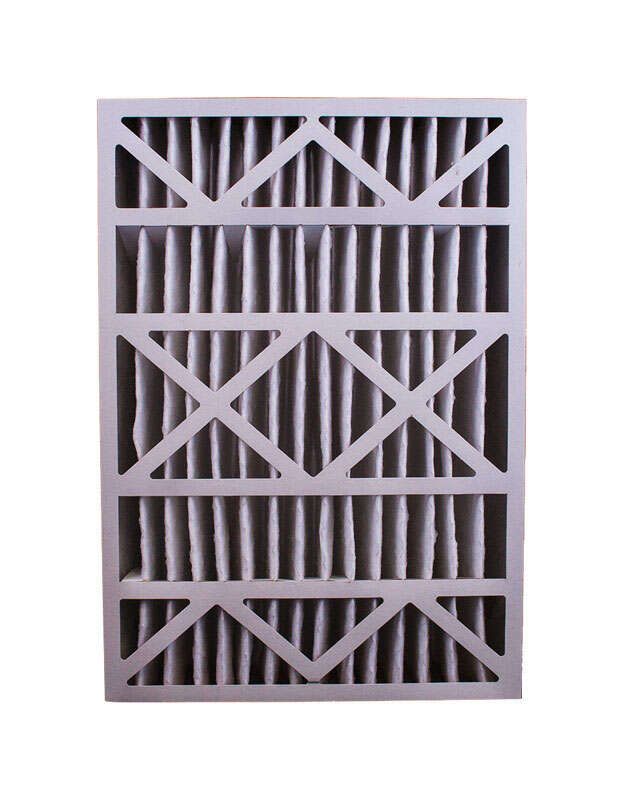 BestAir  20 in. W x 16 in. H x 2 in. D 8 MERV Pleated Air Filter