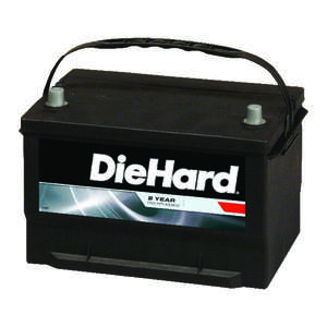 DieHard  Sealed 880 amps Automotive Battery