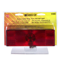 Peterson  Red  Rectangular  Utility  Light