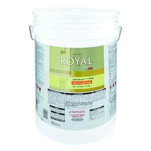 Ace  Royal  Semi-Gloss  White  Acrylic Latex  House & Trim Paint & Primer  5 gal.