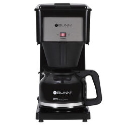 BUNN  Speed Brew Classic  10 cup Black  Coffee Maker