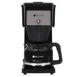 BUNN  Speed Brew Classic  Black  Coffee Maker  10 cups
