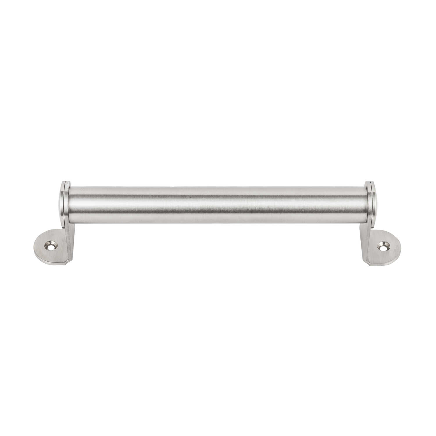 National Hardware  10 in. L Satin Stainless Steel  Metallic  Stainless Steel  Door Pull