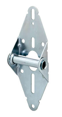 Prime-Line 3 in. W x 1.8 in. L x 0.44 in. Dia. Steel Garage Door Hinge