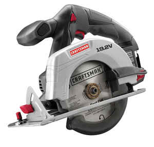Craftsman  C3  5-1/2 in. 19.2 volt Cordless  Circular Saw  4700 rpm