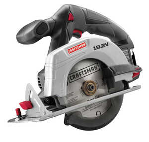 Craftsman  C3  5-1/2 in. Cordless  19.2 volts Circular Saw  4700 rpm