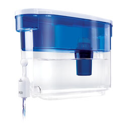 PUR  30 cups Blue  Dispenser