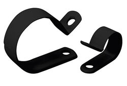Gardner Bender 3/4 in. Dia. Plastic Cable Clamp 6 pk