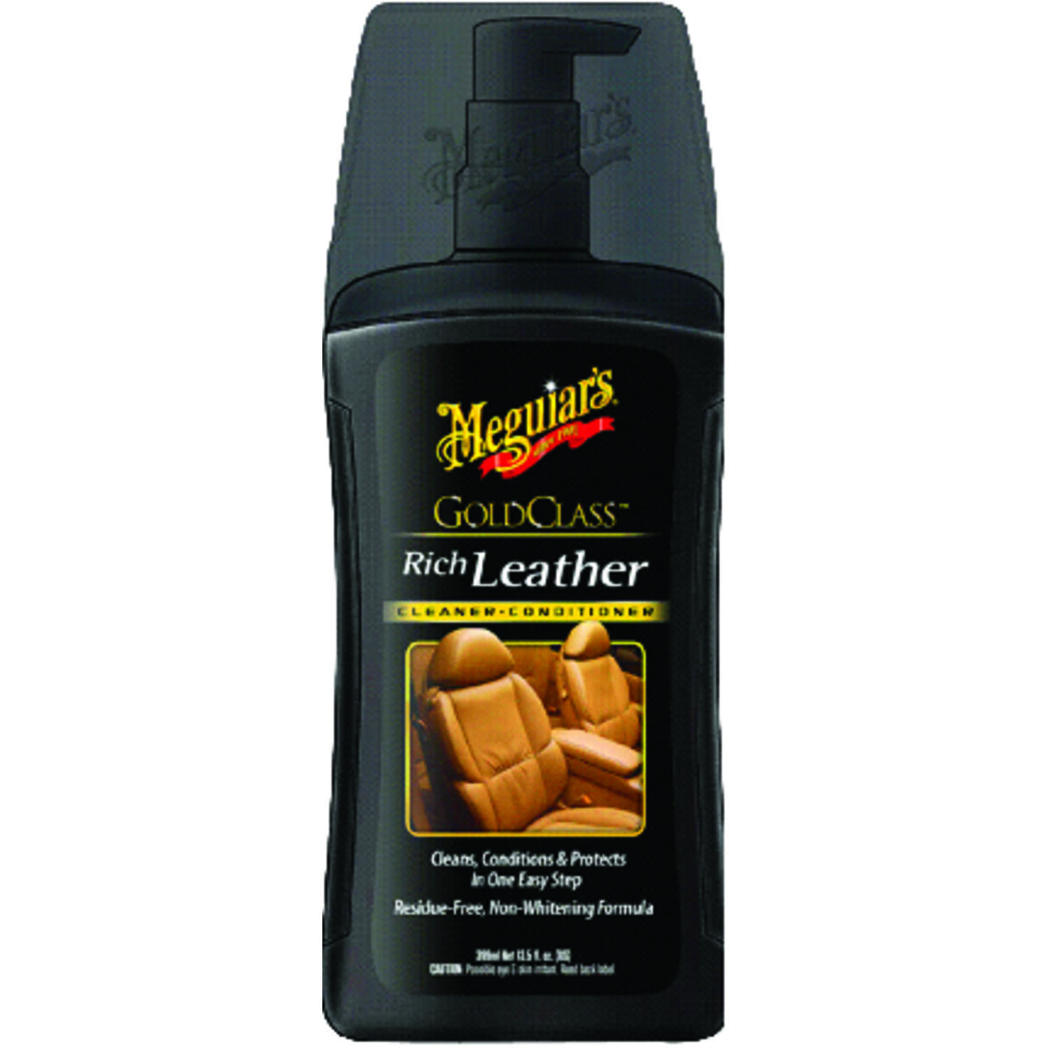 Meguiar's  Gold Glass  Leather  Cleaner and Conditioner  13.5 oz. Bottle