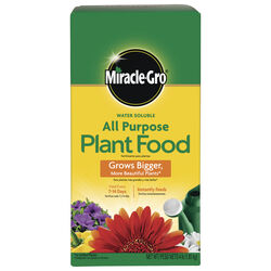Miracle-Gro  All Purpose  Powder  Plant Food  4 lb.