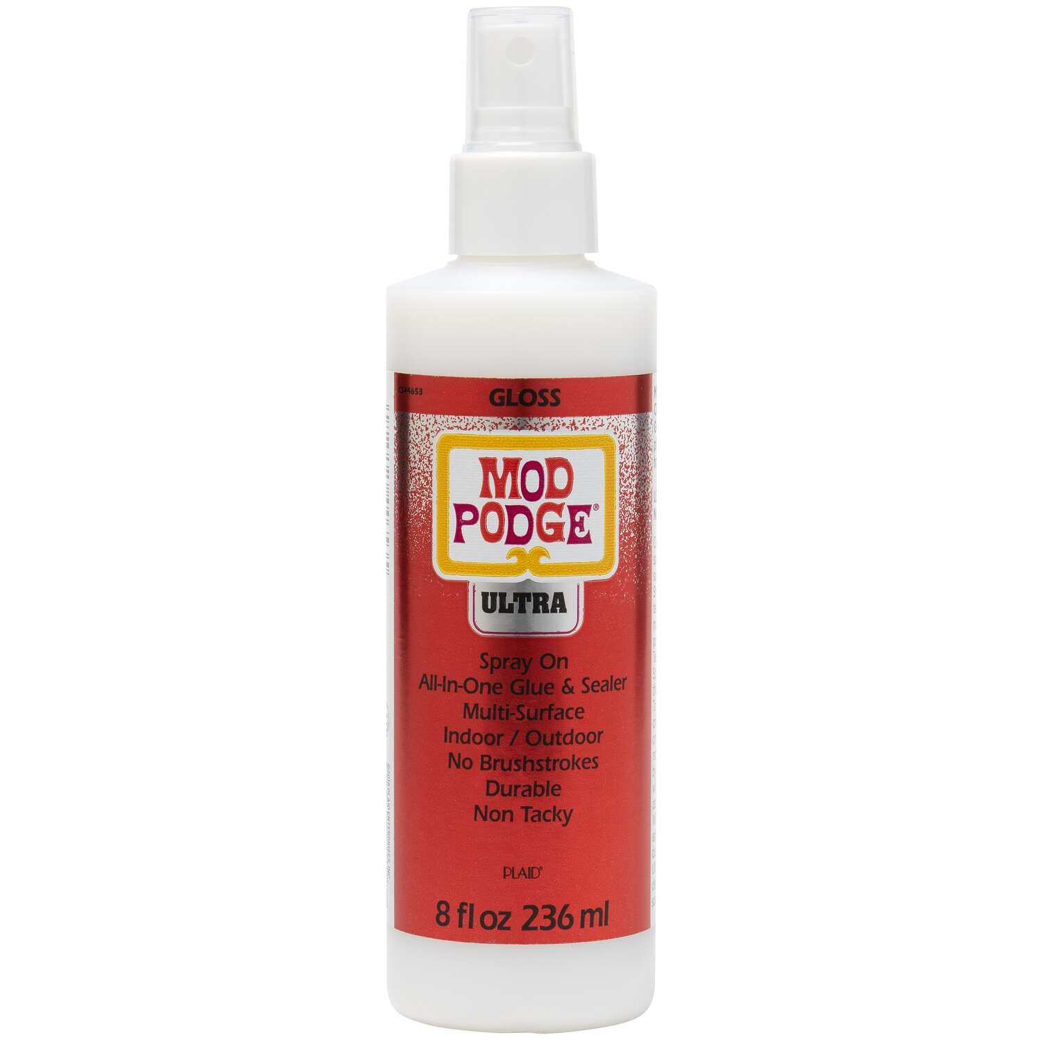 Mod Podge  Ultra  High Strength  Adhesive  8 oz.