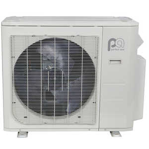 Perfect Aire  36000 BTU 14.25 in. H x 49.57 in. W 1400-1500 sq. ft. Ductless Mini-Split Air Conditio
