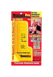 Measure Pro installation kit