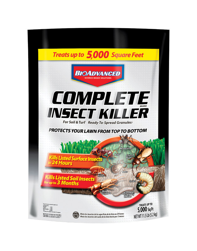 Bayer Advanced  Complete Brand  Insect Killer  11.5 lb.