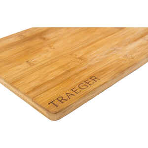 Traeger  9-1/2 in. W x 13-1/2 in. L Bamboo  Cutting Board