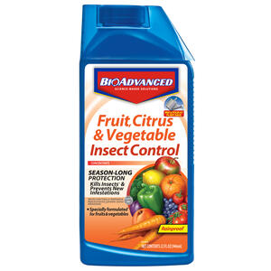 BioAdvanced  Insect Killer Concentrate  32 oz.
