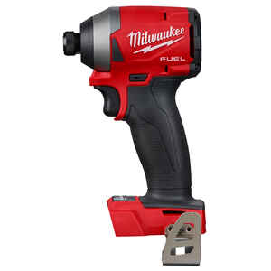 Milwaukee  M18 FUEL  18 volt 1/4 in. Hex  Cordless  Brushless Impact Driver  2000 in-lb